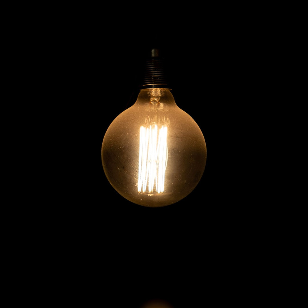 The development of artificial lighting and its impact on